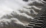 2014年9月の三峡ダム(STR / AFP)