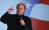 米トランプ大統領の元首席戦略官のスティーブ・バノン氏(Sean Gallup/Getty Images)