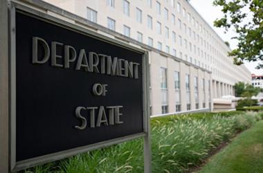 米国務省がこのほど法輪功弾圧専門機関610弁公室の関係者に制裁を科した(ALASTAIR PIKE/AFP/Getty Images)