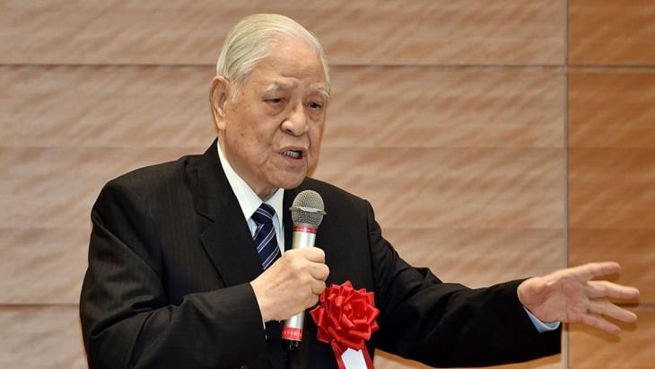 「共産主義は嘘つき」台湾の李登輝元総統(GettyImages)