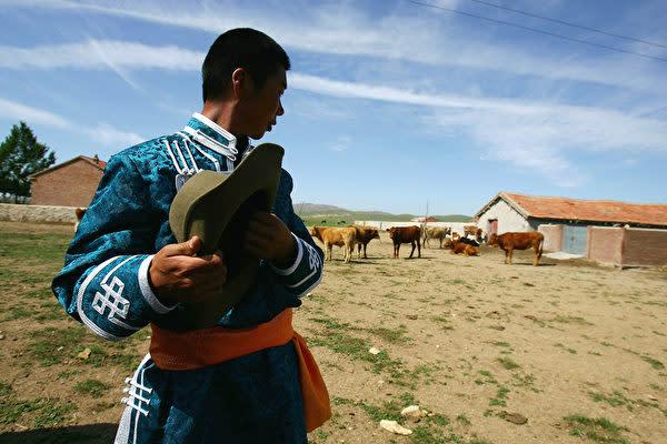 写真は内モンゴル(Cancan Chu/Getty Images)