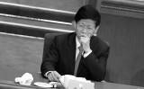 中国共産党中央政法委員会書記を務めた孟建柱氏。写真は2014年3月3日撮影(WANG ZHAO/AFP/Getty Images)