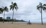 7月、ハワイのホノルルで撮影(GettyImages)
