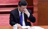 中国共産党の習近平総書記(FRED DUFOUR/AFP/Getty Images)
