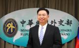 感染症予防対策とデジタル経済で日米台グアテマラがワークショップを共催した。写真は台湾外交部・吳釗燮部長(台湾外交部)