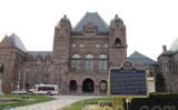 カナダ・オンタリオ州の議会(穆楓/大紀元)