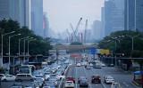 写真は中国広東省深セン市の街の様子(WANG ZHAO/AFP via Getty Images)
