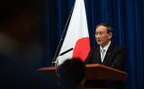 菅義偉内閣総理大臣(CARL COURT/POOL/AFP via Getty Images)