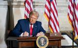 トランプ米大統領(Getty Images)