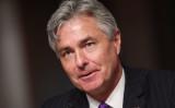 ケネス・ブレイスウェイト海軍長官、2020年5月米連邦議会内で撮影(Kevin Dietsch-Pool/Getty Images)
