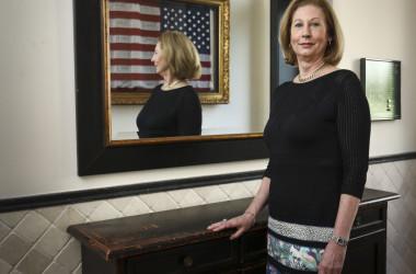 米元連邦検察官のシドニー・パウエル弁護士。2019年5月30日ワシントンDCで (Samira Bouaou/The Epoch Times)