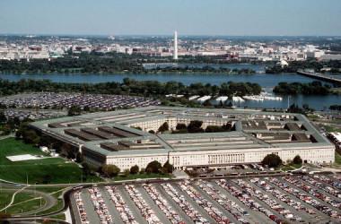 米国防総省本庁舎、ペンタゴン(U.S. Air Force/Getty Images)