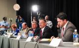 11月30日、アリゾナ州で選挙不正をめぐる公聴会が開かれた(Mei Lee/The Epoch Times)