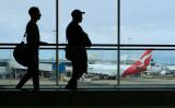 豪議会委員会は、人権侵害者の入国を禁止する「マグニツキー法」成立を進めるための報告書を公表した。2020年3月、シドニー国際空港で撮影(Mark Evans/Getty Images)