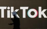2020年9月21日、ベルリンでのTikTokの広告(Sean Gallup/Getty Images)