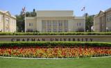 米カリフォルニア州にあるチャップマン大学(Shutterstock)