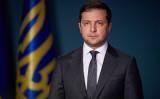 ウクライナのウォロディミル・ゼレンスキー大統領(Handout / Ukrainian Presidential Press Service / AFP)