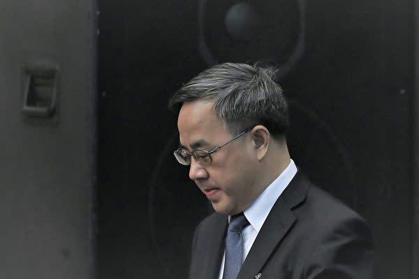 中国の胡春華副首相(Feng Li/Getty Images)