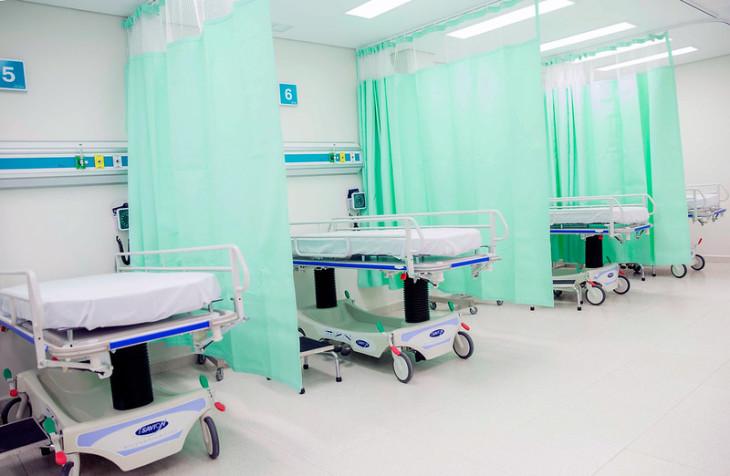 参考写真(Inauguración del Hospital Municipal de Chiconcuac)
