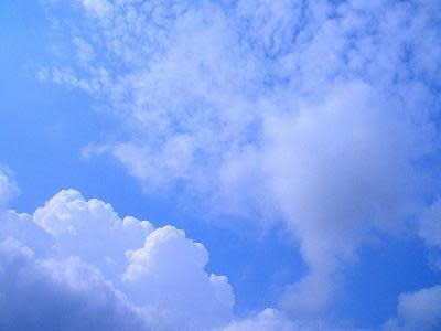 Blue Sky (Kanko/Creative Commons)