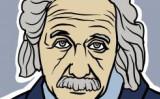 アインシュタイン(挿絵=大紀元)