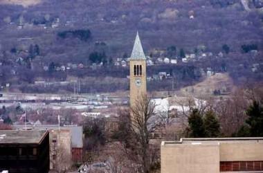 米ニューヨーク州イサカにあるコーネル大学(Fotolia)