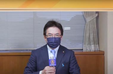 中国人権問題に取り組む「臓器移植を考える会(SMGネットワーク)全国地方議員の会」は、世界法輪大法デーに祝辞を送った(スクリーンショット)