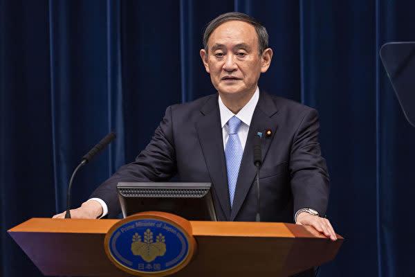 菅義偉総理大臣(Yuichi Yamazaki/Getty Images)