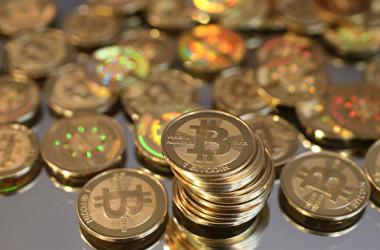 仮想通貨ビットコイン(George Frey/Getty Images)