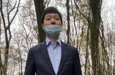 今年2月に中国共産党を批判した海外在住の王靖渝さんは4月上旬、ドバイ警察当局に拘束され、今後中国本土に移送される可能性がある(本人提供)