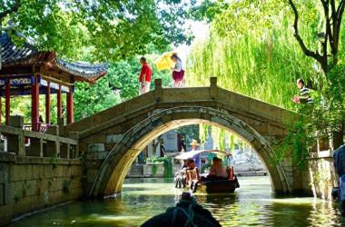 蘇州の橋(Pixabay)