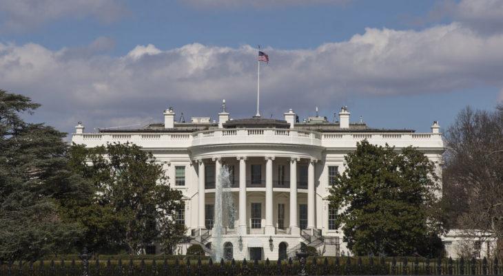 米首都ワシントンDCにあるホワイトハウス=2018年3月8日 イメージ写真(Samira Bouaou/The Epoch Times)