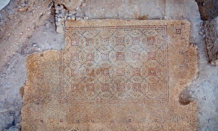 (提供元:イスラエル考古学庁/アサフ・ペレッツ)