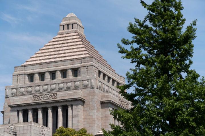 国会議事堂(Tomohiro Ohsumi/Getty Images)