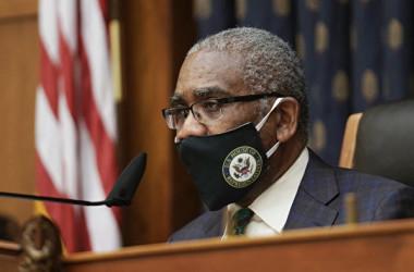 米下院外交委員会のグレゴリー・ミークス議長(KEN CEDENO/POOL/AFP via Getty Images)