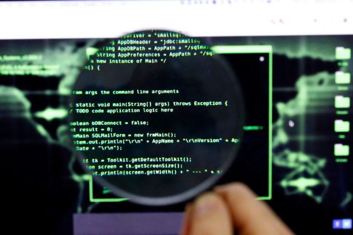サイバー攻撃のイメージ写真(JACK GUEZ/AFP via Getty Images)