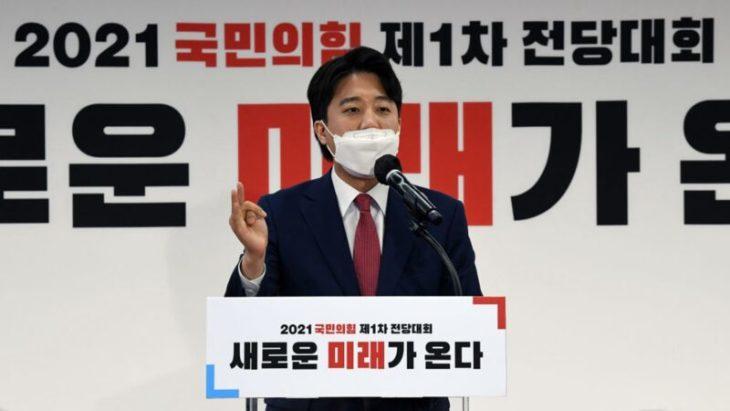 韓国野党代表、対中で強行路線示す「人権問題を解決すべき」(Kim Min-Hee - Pool/Getty Images)