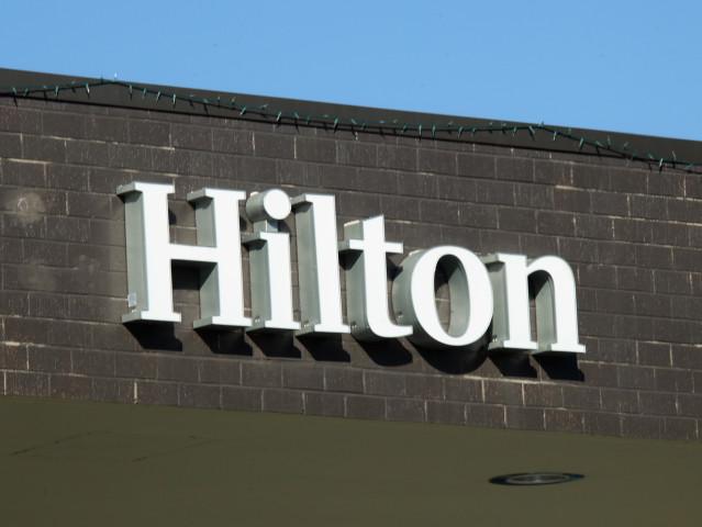 米NYにあるヒルトンホテル(Bruce Bennett/Getty Images)