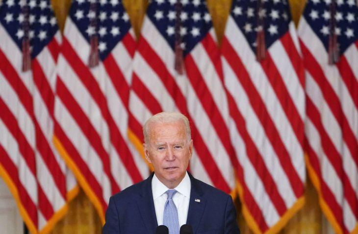 バイデン米大統領(Photo by MANDEL NGAN/AFP via Getty Images)