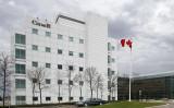 マニトバ州ウィニペグ市にあるカナダ国立微生物学研究所(NML)=2009年5月19日(John Woods/The Canadian Press)