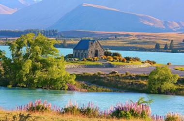 英国の調査によると、最悪の災害が発生した場合、ニュージーランドが避難に最も適した国だという Robert CHG / PIXTA