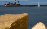 中国の港湾実力はここ20年間、急速に発展した(Getty lmages)