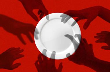 北京大学の張維迎教授は、中国当局の「富の再分配」で「中国は共同貧困に陥る」と警告した(大紀元が制作)