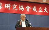 世界をリードする半導体ファウンドリであるUMCのロバート・ツァオ会長(呉旻洲/大紀元)