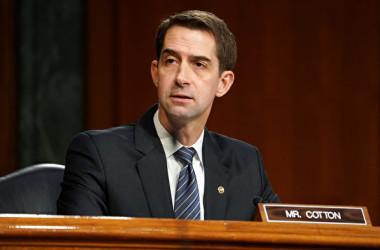 米国のトム・コットン上院議員(Photo by Greg Nash-Pool/Getty Images)