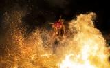 古代の小説『封神演義』では、千年生きた憑き物(狐狸の精霊)が、冀州侯の娘、妲己の魂を滅ぼして身体を手に入れた事が伝えられています(PhDreams / PIXTA)