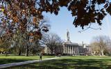 米ペンシルベニア州立大学のキャンパス (Rob Carr/Getty Images)