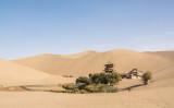 砂漠のオアシス Nithid / PIXTA(ピクスタ)