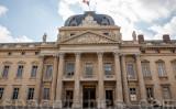 2021年9月26日、フランスの陸軍士官学校(傅潔/大紀元)