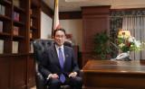 岸田文雄自民党総裁が第100代首相に選出された。衆院選は14日解散、19日公示、31日投票の予定だ(Photo by DU XIAOYI/POOL/AFP via Getty Images)